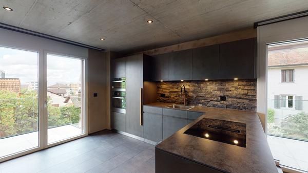 Referenzenfotos Materialien<br>Innenausbau - Mietwohnungen
